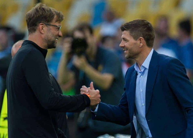 Steven Gerrard: Rangers boss responds to talk about taking the Liverpool job - Bóng Đá