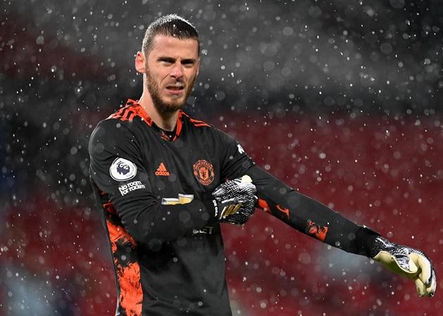 Tiễn De Gea để 'câu' Haaland, Man Utd quá cao tay trên thương trường - Bóng Đá