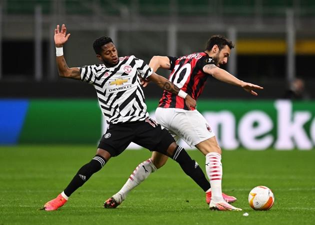 Thắng AC Milan, Man Utd đã tìm thấy 'ông hoàng tuyến giữa' mới - Bóng Đá