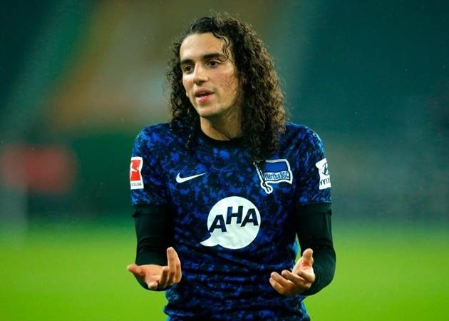 Matteo Guendouzi has 'no future' at Hertha Berlin - Bóng Đá