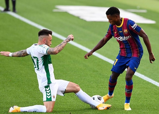 Bùng nổ, 'ngọc quý' được Barca theo đuổi phá kỷ lục của Pele ở tuổi 16 - Bóng Đá
