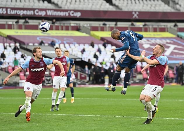 TRỰC TIẾP West Ham 3-3 Arsenal (H2): Lacazette san bằng cách biệt - Bóng Đá