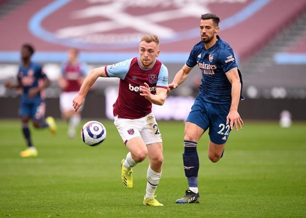 TRỰC TIẾP West Ham 3-1 Arsenal (H1): Lacazette rút ngắn cách biệt - Bóng Đá