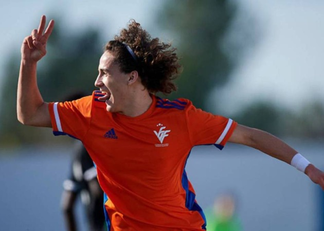 Barcelona and Real Madrid 'battling it out to sign Spain's next superstar' Fabio Blanco with the 17-year-old out of contract at Valencia - Bóng Đá