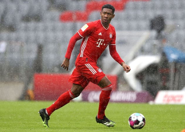 David Alaba's priority: Real Madrid. Verbal agreement, pre-contract almost ready and €12m/season until 2025 - Bóng Đá