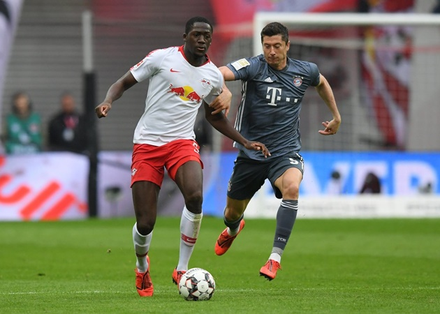 Ibrahima Konate: Liverpool finalising deal to sign centre-back from RB Leipzig - Bóng Đá