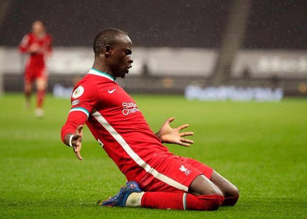 Rashford names Liverpool's Mane as the Premier League's best African - Bóng Đá