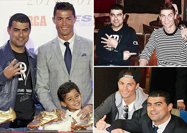 Cristiano Ronaldo Paid For Brother's Rehab For Drink And Drugs Issues - Bóng Đá