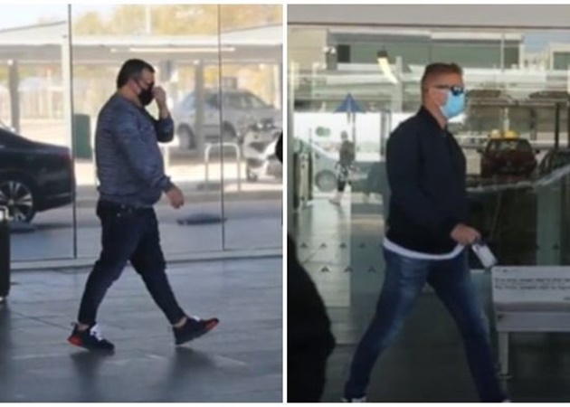 Haaland's father hid in bathroom at Barcelona airport for 30 minutes! - Bóng Đá