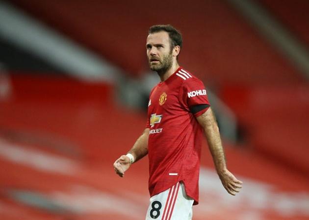 Juan Mata set to earn surprise Man Utd contract extension despite limited game time - Bóng Đá