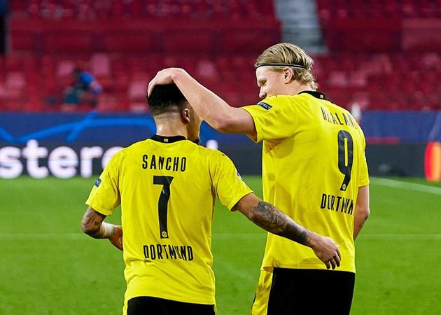 "Borussia Dortmund CEO Watzke to Dazn: ""We will talk to Haaland and Sancho - Bóng Đá"
