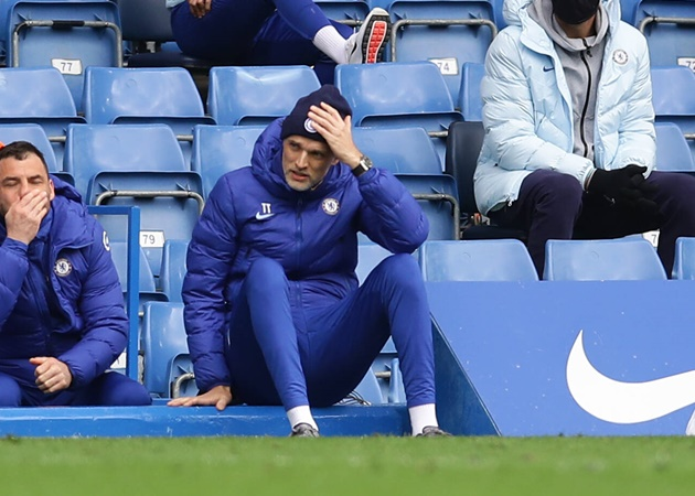 Chelsea news: Further details on the training ground fallout after West Brom defeat - Bóng Đá