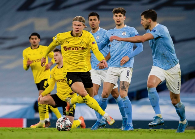 10 con số đặc biệt trận Man City 2-1 Dortmund: Huyền thoại Marco Reus - Bóng Đá