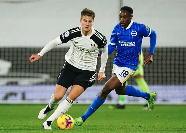 Manchester United, Tottenham Hotspur 'quoted £25m for Joachim Andersen' - Bóng Đá