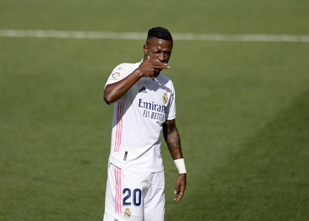 Real Madrid to offer Vinicius Jr in swap transfer for Kylian Mbappe as PSG star's future 'hangs in the balance' - Bóng Đá