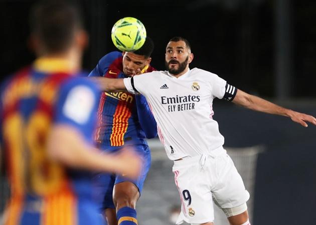 TRỰC TIẾP Real 2-1 Barca (H2): Ronald Koeman tất tay - Bóng Đá