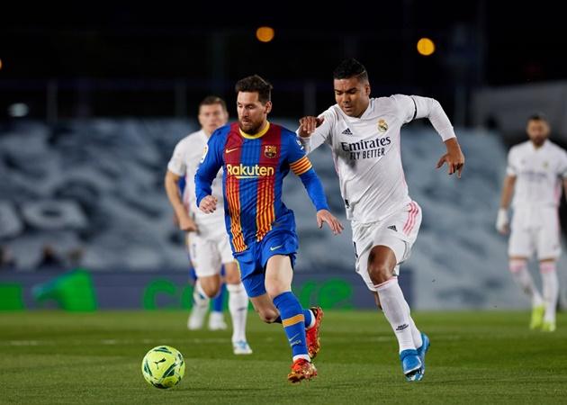 TRỰC TIẾP Real 1-0 Barca (H1): Benzema ghi bàn đẳng cấp - Bóng Đá