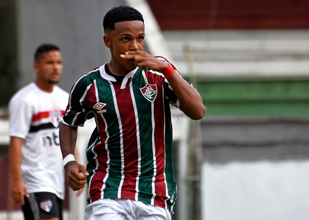 Brazilian gem Kayky will join Manchester City, confirmed and here-we-go - Bóng Đá