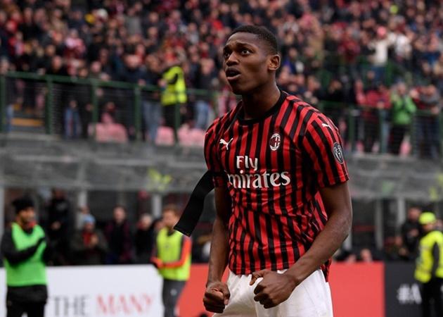 AC Milan 'put £43m price tag on Rafael Leao' - Bóng Đá