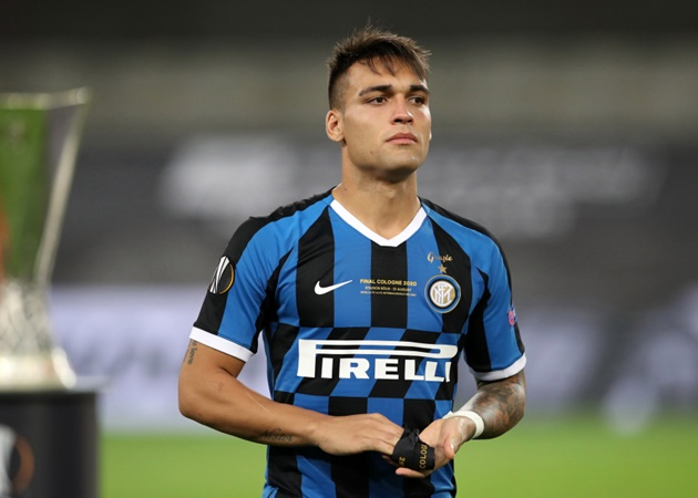 Inter Milan's Lautaro Martínez has been on #mufc's radar for a while but the club were unwilling to pay his £94m release clause - Bóng Đá