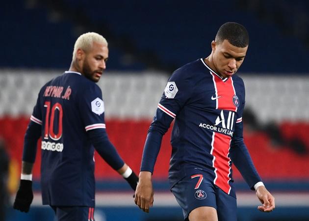 Domino hấp dẫn, tương lai Messi, Kane, Mbappe và Haaland ra sao nếu PSG vô địch C1? - Bóng Đá