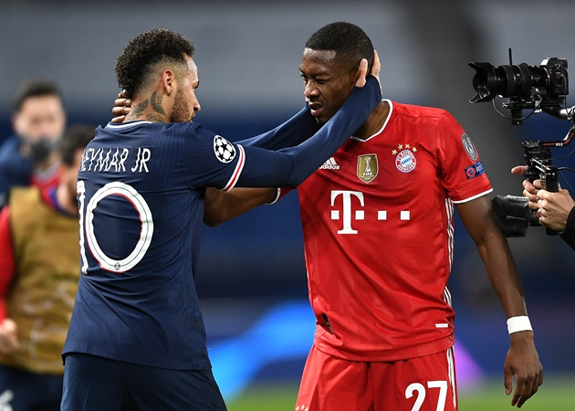 Neymar đỉnh cao, '5 lần 7 lượt' biến dàn sao Bayern thành 'gã hề' - Bóng Đá