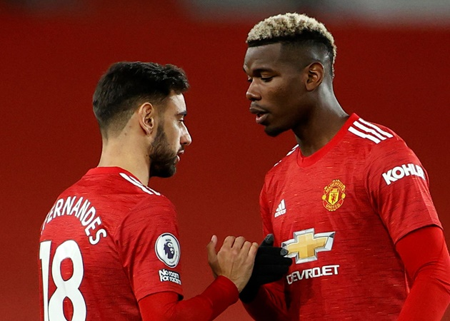 POGBA: WHY I LOVE PLAYING WITH FERNANDES - Bóng Đá