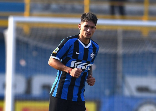 Arsenal are keen on signing Inter Milan's U19s striker Martin Satriano - Bóng Đá