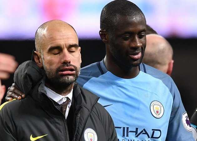Yaya Toure Has Written Letter Of Apology To Pep Guardiola But He's Not Replied - Bóng Đá