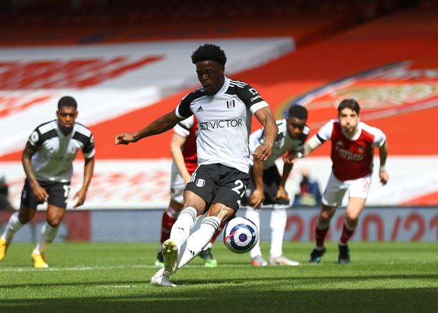 TRỰC TIẾP Arsenal 0-1 Fulham (H2): Pháo thủ chịu tổn thất lớn - Bóng Đá