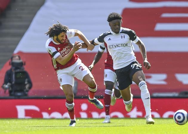 TRỰC TIẾP Arsenal 0-0 Fulham (H1): The Gunners bế tắc - Bóng Đá