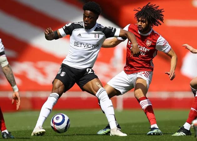 TRỰC TIẾP Arsenal 0-0 Fulham (Hết H1): Hàng công nhạt nhòa - Bóng Đá