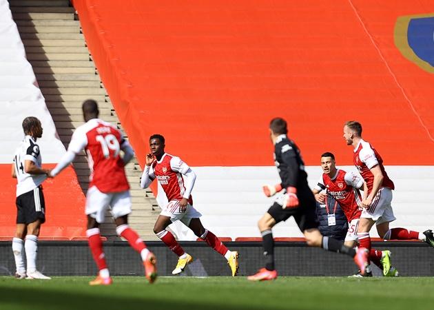 'Nhân tố X' bùng nổ, Arsenal thoát thua ngoạn mục tại Emirates - Bóng Đá