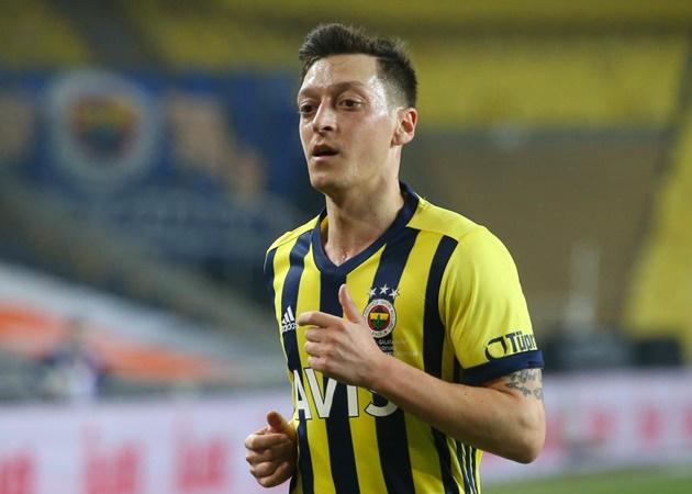 Mesut Ozil on Super League  - Bóng Đá