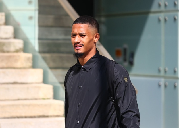 Arsenal defender William Saliba handed one-month suspension by French FA over X-rated video - Bóng Đá