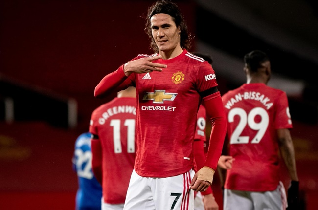 In the past few hours, Edinson Cavani had a meeting with #mufc and talked about the desire of being closer to his family #mulive - Bóng Đá
