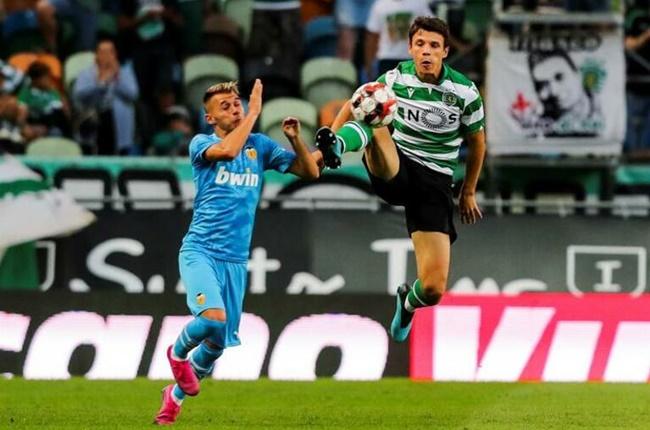 Quaresma - 'báu vật' Sporting Lisbon được Man Utd săn đón là ai? - Bóng Đá