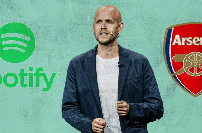 Daniel Ek is set to launch a takeover bid for Arsenal 'within days', teaming up with Thierry Henry, Dennis Bergkamp & Patrick Vieira - Bóng Đá