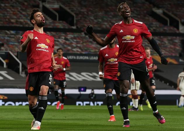 TRỰC TIẾP Man Utd 6-2 AS Roma (H2): Greenwood lập công - Bóng Đá