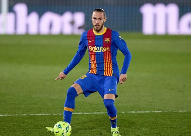 Official: Oscar Mingueza sign new contract with Barca - Bóng Đá