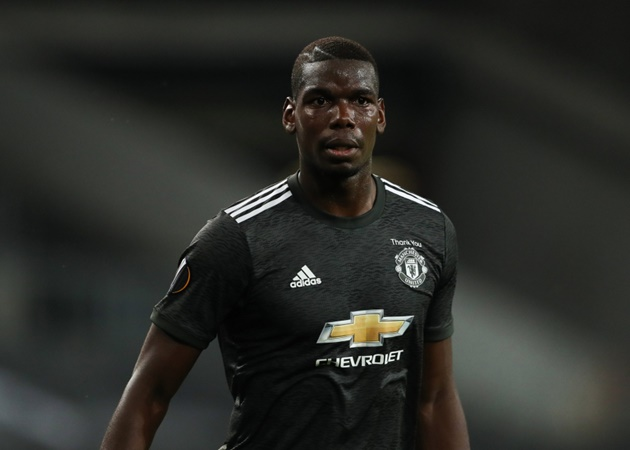 Paul Pogba 'will leave Manchester United this summer if he doesn't sign a new contract'  - Bóng Đá