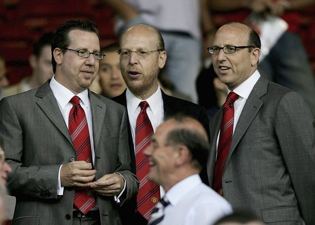 The Glazers have no plans to sell #mufc, and have a long-term vision to grow the club's value from £3.05bn to £7bn - Bóng Đá