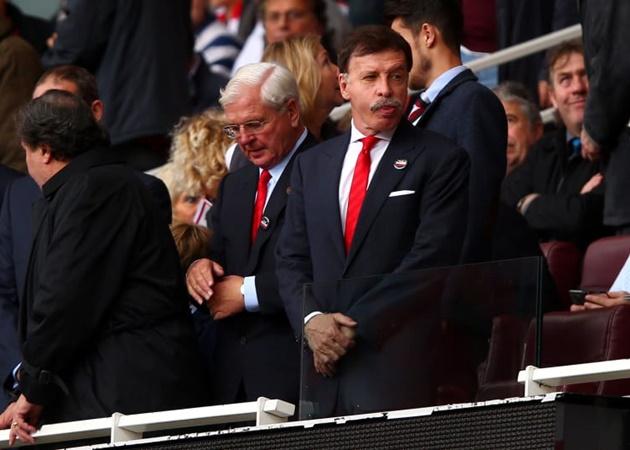 Daniel Ek has written to Arsenal owner Stan Kroenke & is expected to make a bid of £1.8bn - Bóng Đá