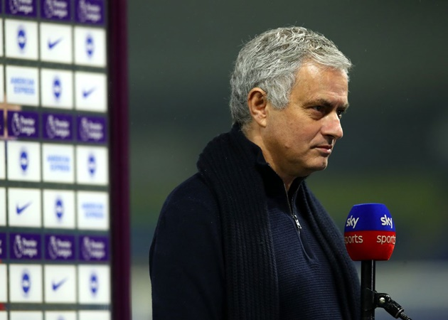 Tottenham will still pay Jose Mourinho double what Roma do next season - Bóng Đá