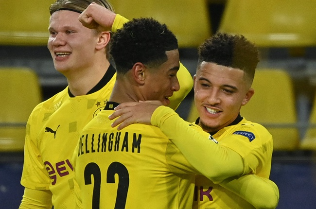 Dortmund 'will not consider Jude Bellingham bids amid Man United interest' - Bóng Đá