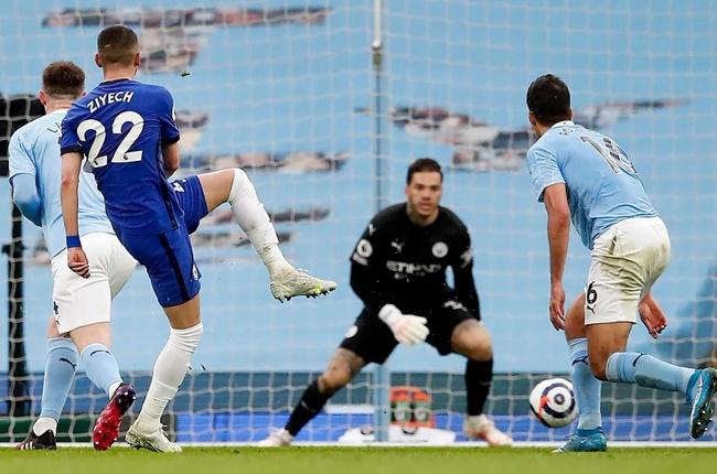 TRỰC TIẾP Man City 1-1 Chelsea (H2): Ziyech gỡ hòa cho The Blues - Bóng Đá