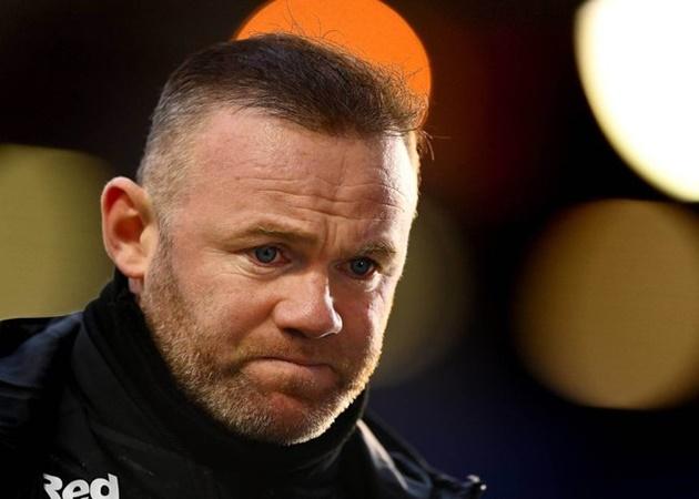 Quá sốc! Vui chưa hết, Derby County của Rooney chuẩn bị xuống hạng - Bóng Đá