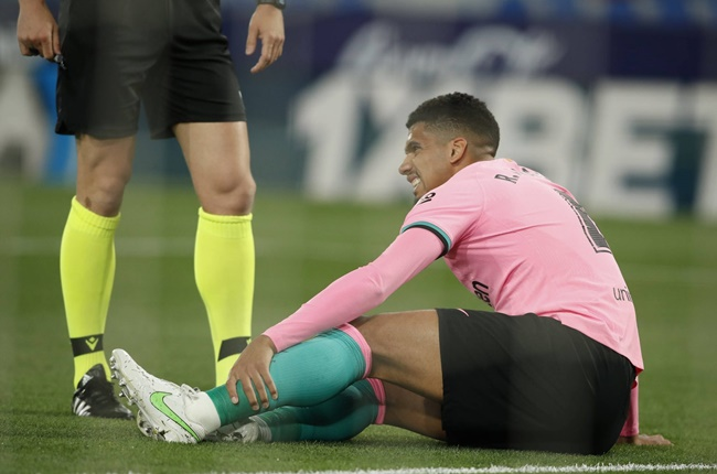 Injury chaos at Barcelona resulting in another blow - Bóng Đá
