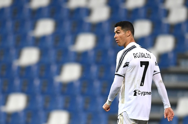 Cristiano Ronaldo: Juventus star makes yet more history with classy goal vs Sassuolo - Bóng Đá