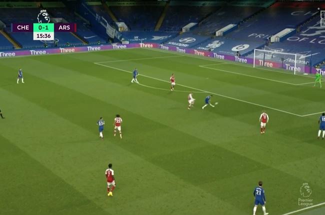 Hãy công bằng, Jorginho không phải 'tội đồ' trận Chelsea 0-1 Arsenal - Bóng Đá